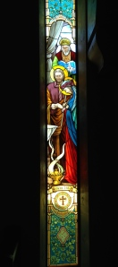 Marriage Stained Glass Panel