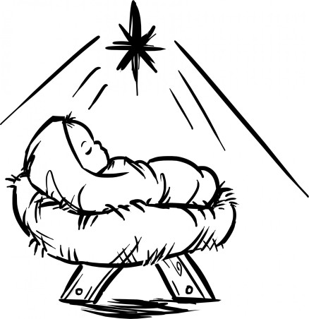baby-jesus-manger-scene