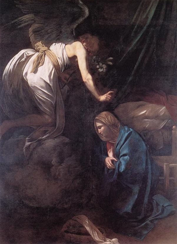 Virgin Mary, Annunciation, Angel Gabriel, Holy Spirit, I am the handmaid of the Lord, Jesus, Advent, Christmas, Mother of God