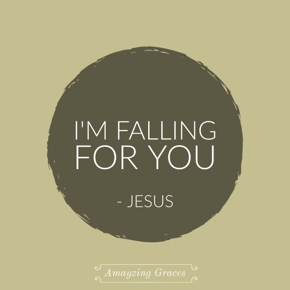 I'm falling for you - Jesus, Amayzing Graces, Karen May