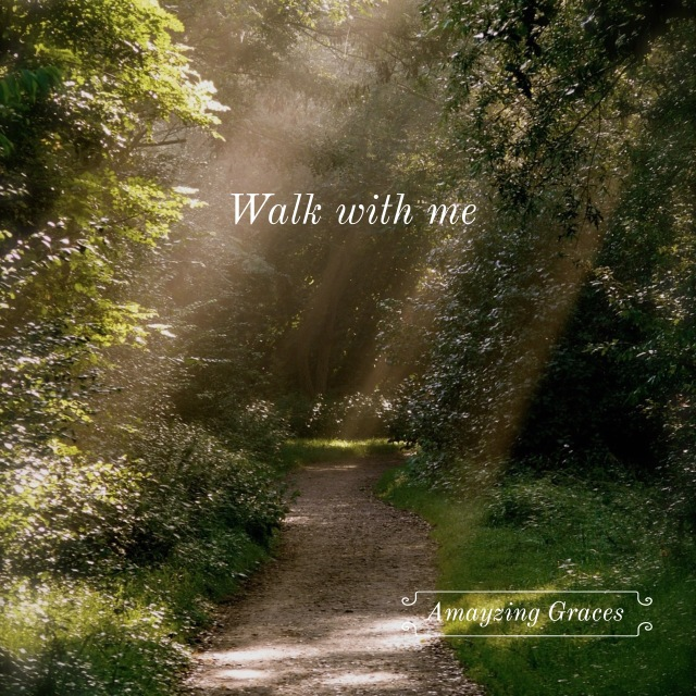 Walk with Me, Amayzing Graces, Karen May, Walk to Emmaus