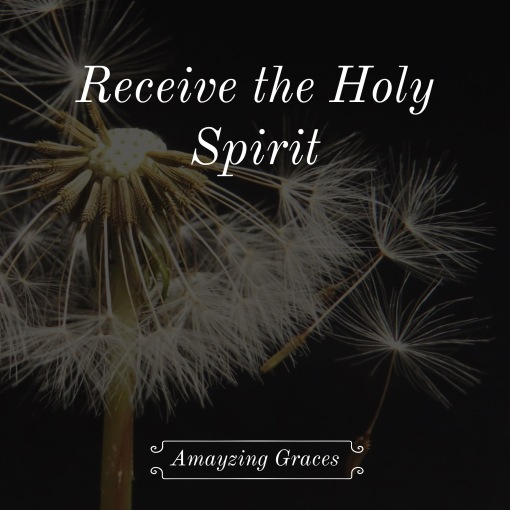 Receive the Holy Spirit, Amayzing Graces, Karen May