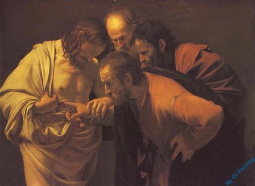 St. Thomas, Jesus,