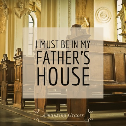 In My Father's House, Jesus, lost and found, Amayzing Graces, Karen May