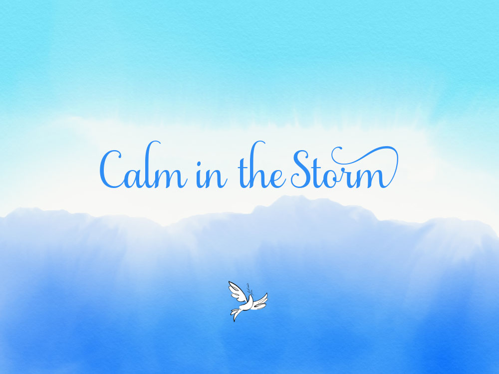 Calm in the Storm, Karen May, Amayzing Graces