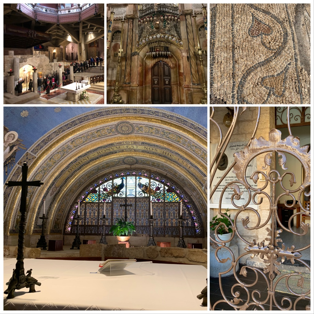 Church of the Annunciation, Holy Sepulchre, Church of the Transfiguration, Cana, Karen May, Amayzing Graces