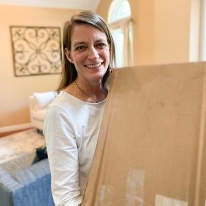 Moving boxes, Karen May, Amayzing Graces